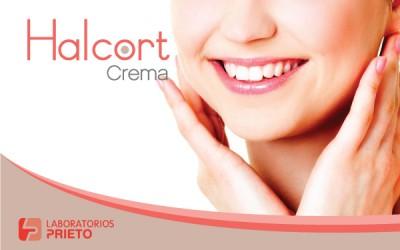 Halcort: Calma la piel inflamada y alivia el picor