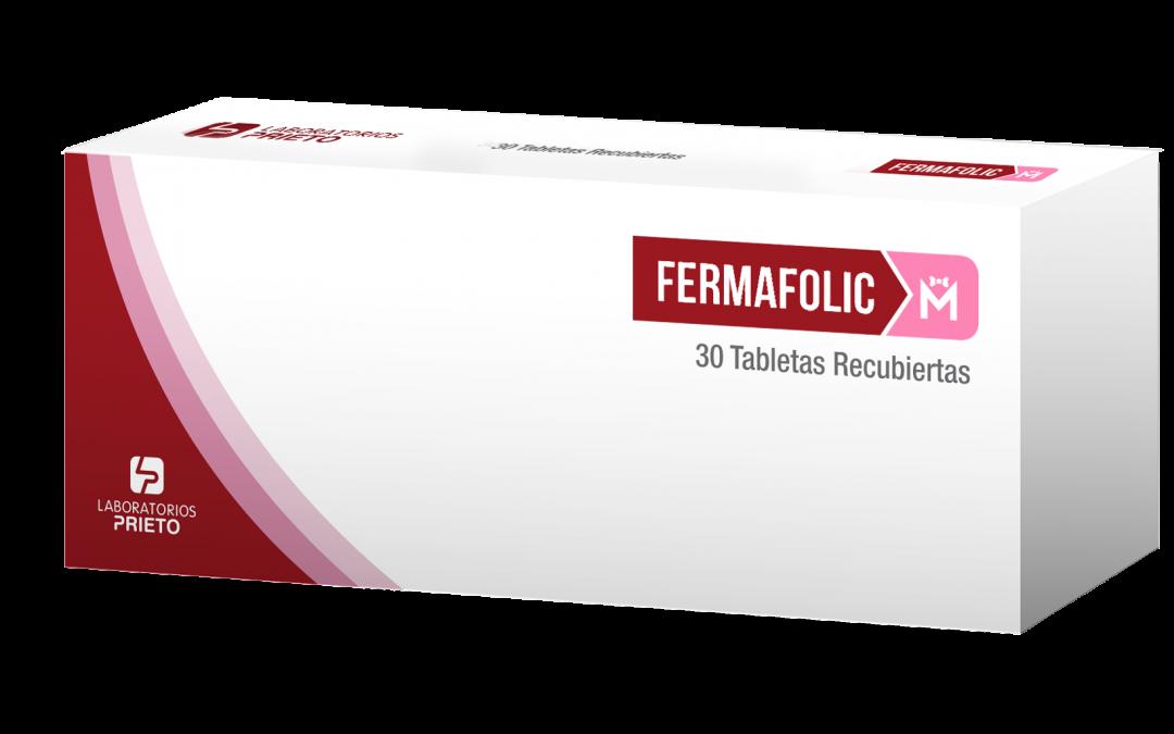Fermafolic 60 M: La fuente de hierro y ácido fólico durante el embarazo