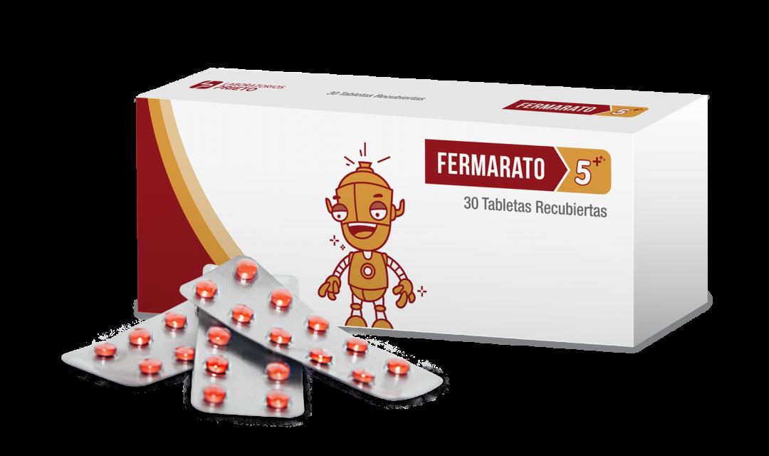 Fermarato 5+