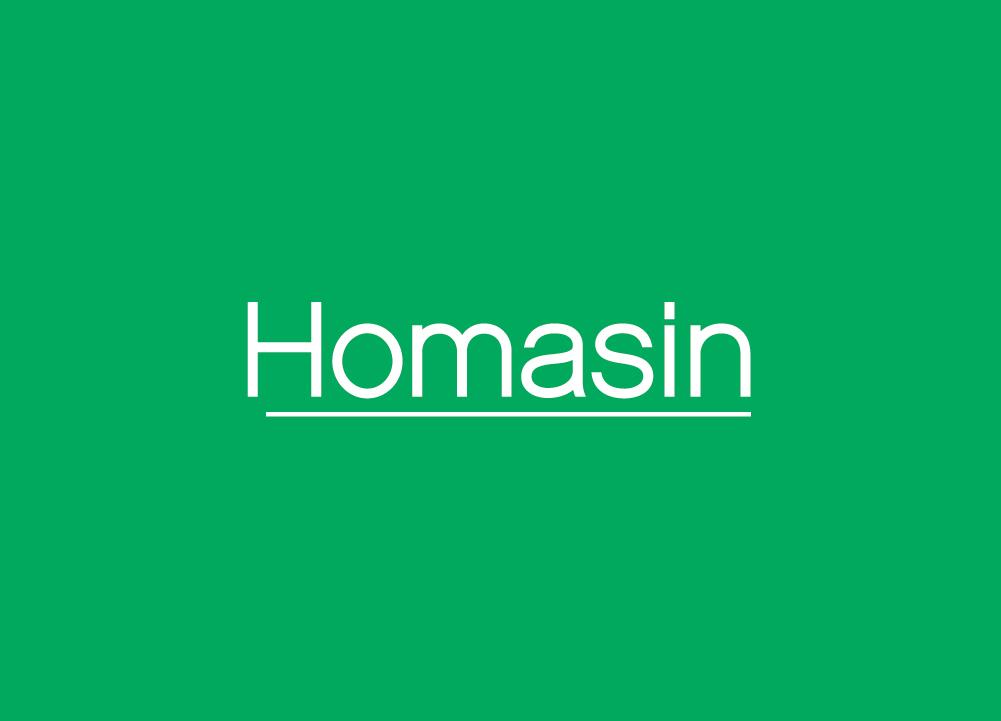 Marca-Homasin