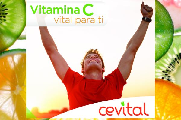 Cevital: Vitamina C – Vital para ti